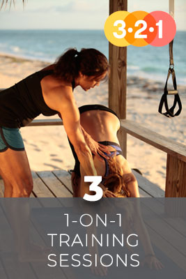3 x Personal Training Sessions