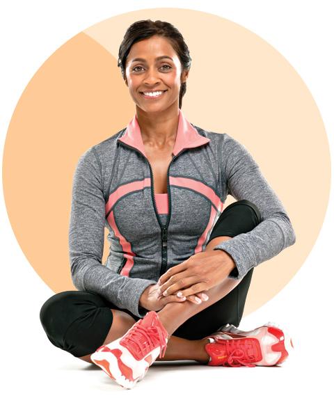 Ramona Braganza - 321 Training Method