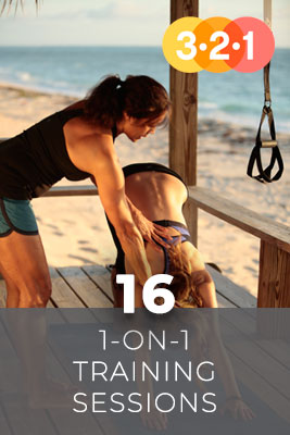 16 x Personal Training Sessions